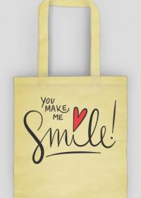Torba You Make Me Smile