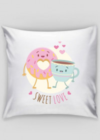 Poduszka sweet love