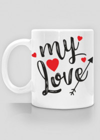 Kubek My Love
