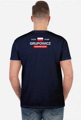 """Koszulka Rowerzysty """"RŚ Universal Grupowicz"""" Ciemne Kolory"""