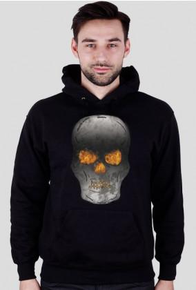 Bluza Fire Skull