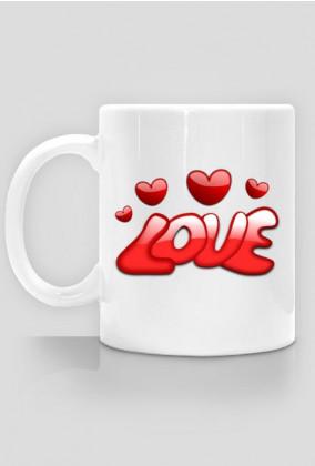 kubek dla zakochanych