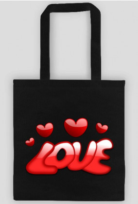torba dla zakochanych