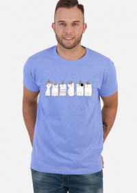 Ubrania w jednorożce - Koszulka kotojednorożce