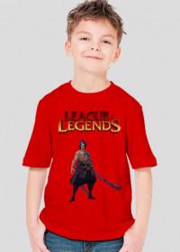 Koszulka z bohaterem LEAGUE OF LEGENDS KAYN