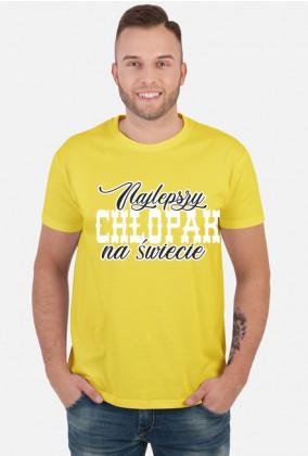 Koszulka Najlepszy CHŁOPAK na świecie