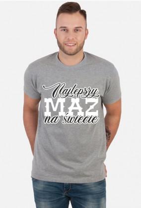 Koszulka Najlepszy mąż na świecie