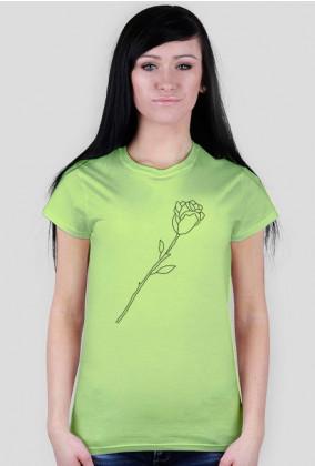 T-Shirt Rose Tattoo
