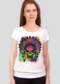Koszulka damska - Czachopusz