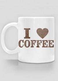 Kubek I Love Coffee