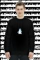 Męskie bluzy - Jednorożec na huśtawce