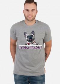 Koszulka męska - Widać Piątek?