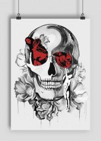Plakat   Red Skull