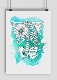 Plakat | Skeleton