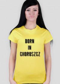 Born in Choroszcz