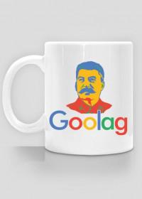 Kubek czyli ciekawy pomysł na tani i praktyczny prezent dla programisty, informatyka - Goolag, Gułag, Stalin (Google)