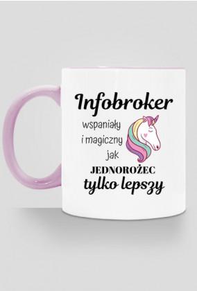 Infobroker - jednorożec
