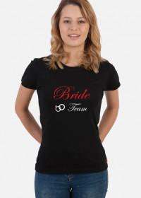 Panieński Bride Team czarna 2