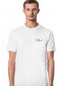 Koszulka męska z alfą i omegą