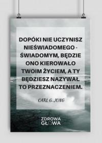 ŚWIADOMOŚĆ - plakat A2