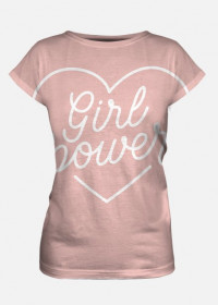 GIRLP POWER - koszulka damska