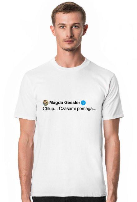 Chlup... / Magda Gessler / t-shirt regular