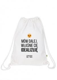 IDEALIZACJA - plecak
