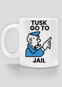 Kubek przeciwko polityce - Tusk go to jail