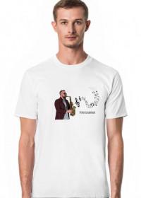 Koszulka The Dames - saxophonist