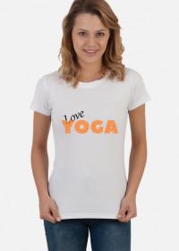 Joga bluzka love yoga b 2