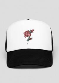 CAP ROSE W/B