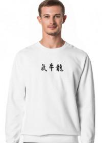 BLUZA CHINEESE SGN M WHITE