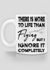 Kubek, There is more to life than Flying