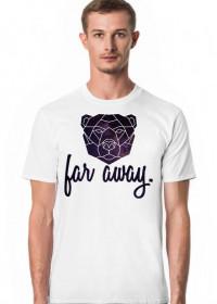 Koszulka męska Geometric Bear