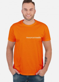 Koszulka męska Transportnews