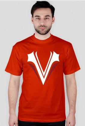 Vertez Logo Białe - Męska