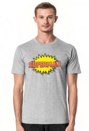 Podkoszulek SUPERMAN