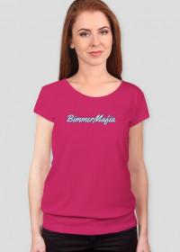 BimmerMafia (woman oversize t-shirt)