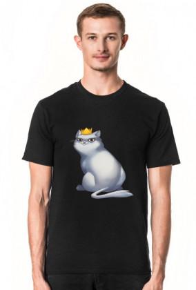 Czarna koszulka z Bruno (mały)