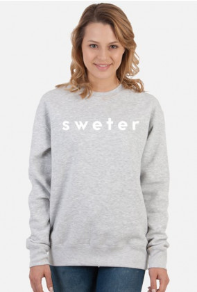 sweter original for women #1 gray/white