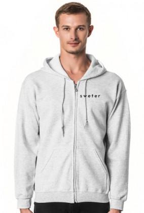 sweter original for men #3 gray/black