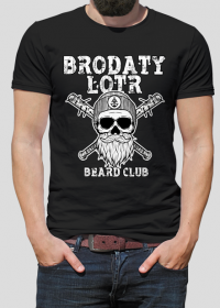 Brodaty Łotr Club Tee
