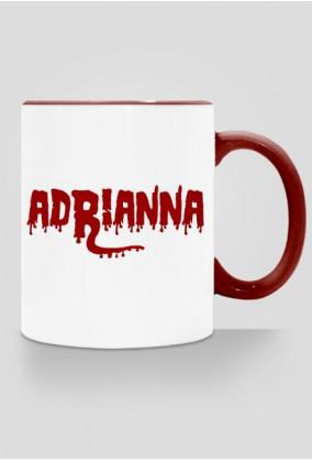 Kubek Adrianna  z imieniem