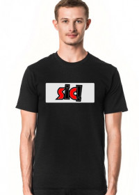 SIC - stop internet censorship V2 (koszulka męska)
