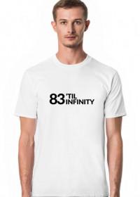 83 'TIL INFINITY / chłopaki / (biała)