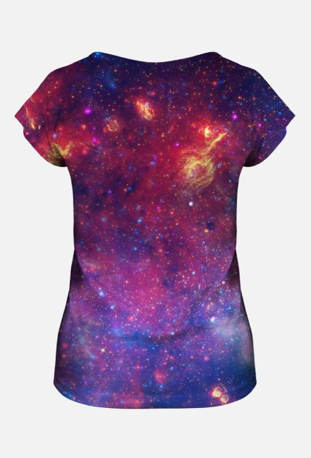 Koszulka Galaxy (damska)