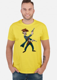 Koszulka Rewolwerowiec M01