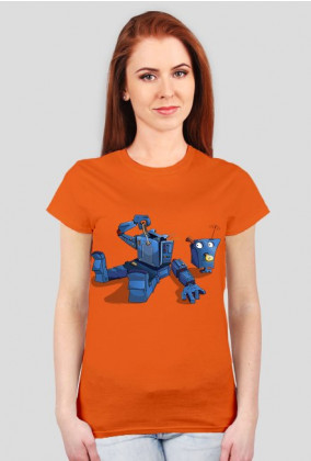 Koszulka Robot D01