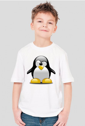 Koszulka pingwin C01