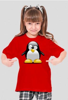 Koszulka pingwin DZ01